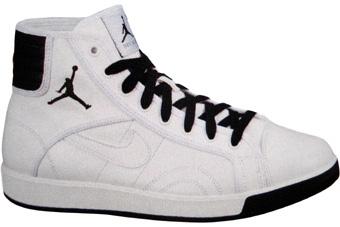 Air Jordan Sky High White / Black