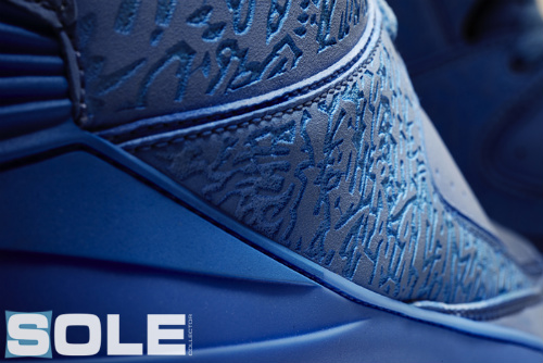 Air Jordan x Pantone 284 Collection 'For The Love Of The Game' Preview