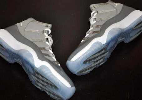 Air Jordan XI Cool Grey Available for Pre Order