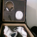 Air Jordan 7 Olympics x Skull Candy Promo Sample On eBay