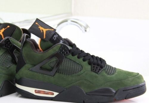 UNDEFEATED Air Jordan IV Sample on eBay