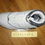 Air Jordan XVI 16 Ray Allen PE sz 9 sample on eBay
