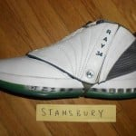 Air Jordan XVI 16 Ray Allen PE sz 9 sample on eBay