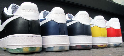 Nike Air Force 1 Low 'WBF/Country Pack' - Release Party