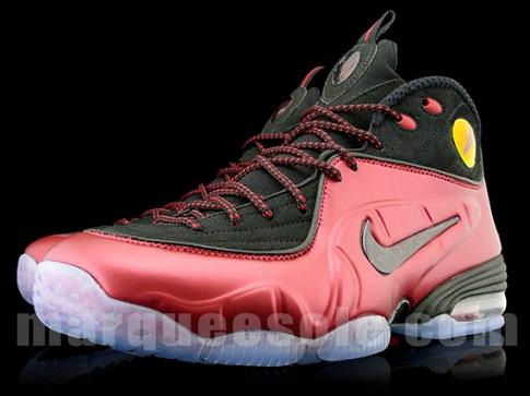 Nike Air 1/2 Cent 'Cranberry' Detailed Images