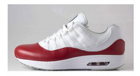 Jordan Viz Air 11 White/ Varsity-Red Pre-Ordering