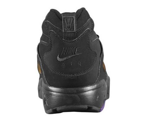 Nike Air Diamond Turf Black / White / Metallic Gold