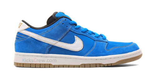 Nike SB Dunk Low 'Chun-Li' - Street Fighter Pack