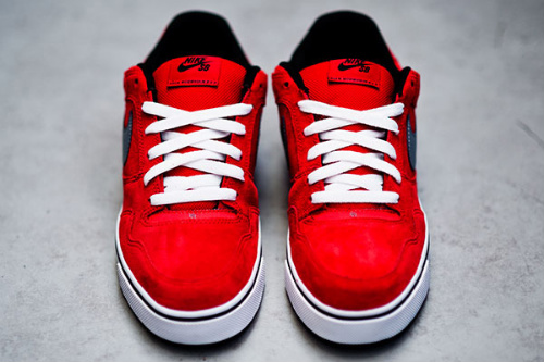 Nike SB Zoom Paul Rodriguez 2.5 - Red/White