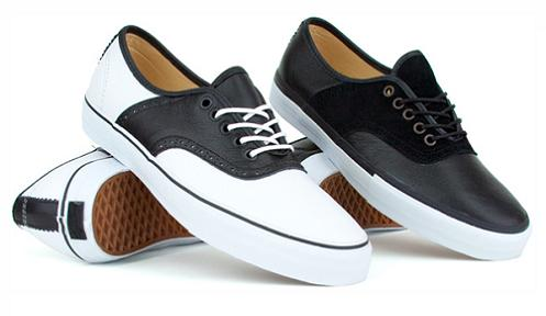 Vans Vault Spectator LX in Fall 2010 Collection  ff98fdcfc