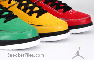 Air Jordan II Retro- 'Candy' Pack