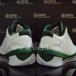 Jordan 2010 Team White / Green / Silver
