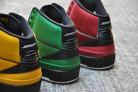 Air Jordan II 'Candy Pack' New Images