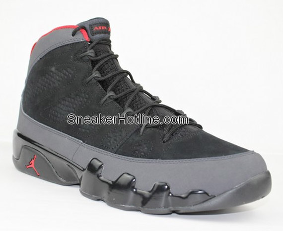 Air Jordan IX Retro 'Charcoal' - New Images