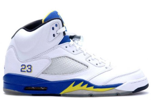 Air Jordan V Retro - Grape/Laney Package
