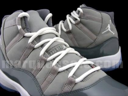 quality design 1163d f1a19 Air Jordan XI retro 'Cool Grey'- Detailed Images | SneakerFiles