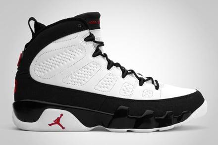Release Reminder: Air Jordan IX Retro