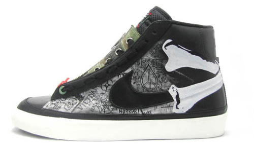 Aristocrats x SBTG 'Black Saigon' Nike Blazer & Dunk