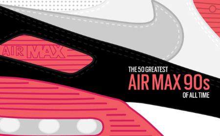 Complex's 50 Greatest Air Max 90s