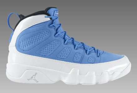 Air Jordan Retro IX (9) For the Love of the Game Available Now