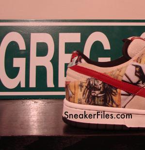 DJ Greg Street Offers Nike SB Dunk 'Paris'