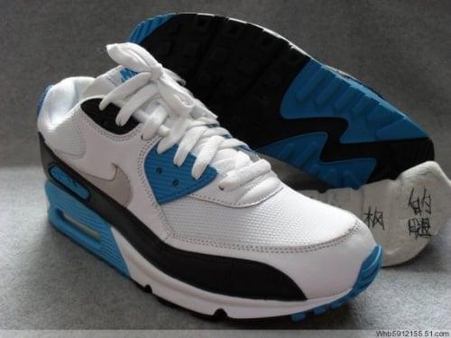Es una suerte que impermeable en progreso  Nike Air Max 90 'Laser Blue' - 2010 Retro   SneakerFiles