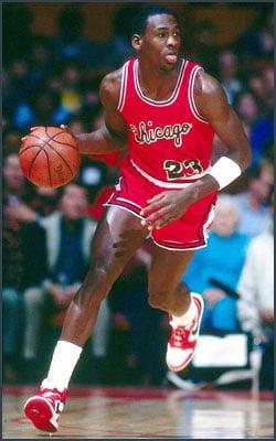 NBA 2K11 - Michael Jordan Screenshots