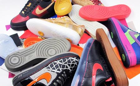 New Nike Bespoke Options Available