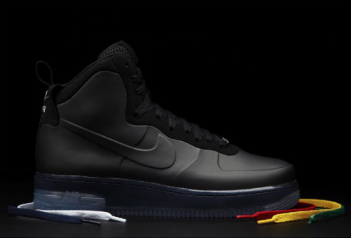 Nike Air Force 1 Foamposite - Teaser Pic