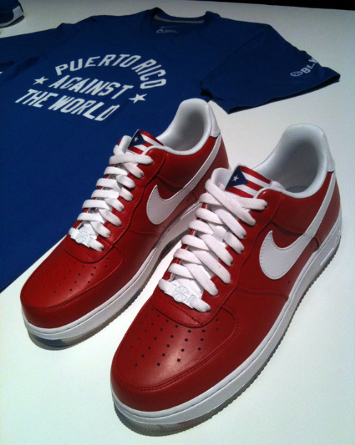 Nike Air Force 1 Low- 'WBF/Puerto Rico'
