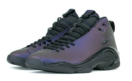 Release Reminder: Nike Air Pippen II 'Eggplant'