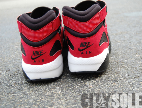 Nike Air Trainer Max 91 - Black/Varsity Red-White