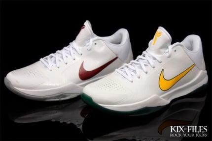 ddf47cde0a19 Nike Zoom Kobe V  Lower Merion     Rice  Home