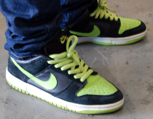 Nike SB Dunk Low 'Neon J-Pack' - New Image