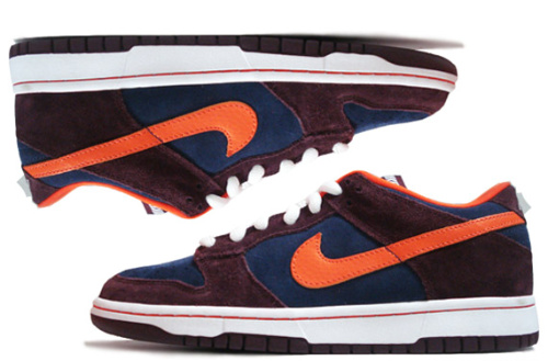 Nike SB Dunk Low Sample- Obsidian/Team Red