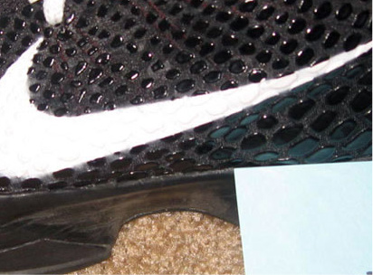 Nike Zoom Kobe VI - Black/White-Red Flywire - Teaser