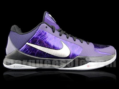 Nike Zoom Kobe V 'Ink'