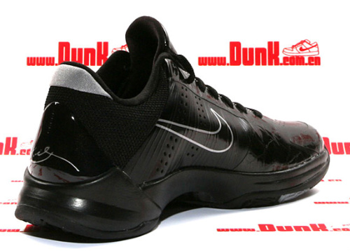 Nike Zoom Kobe V 'Blackout' - Available