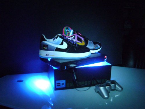 Playstation x Nike Custom Shoebox By Sneaker Bistro