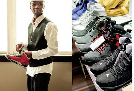 "Jordan Brand Holiday 2010 Lookbook ""Uncompromised"""