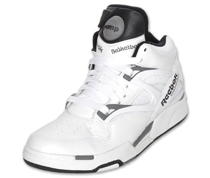 Reebok Pump Omni Life - White Medium Grey Black - Available ... df97dd157