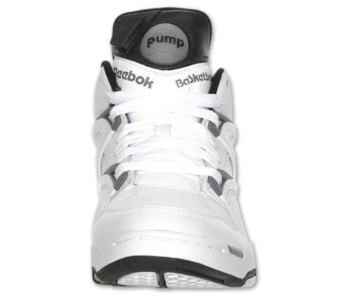 Reebok Pump Omni Life - White/Medium Grey/Black - Available