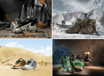 Adidas Originals X Star Wars Fall Lineup