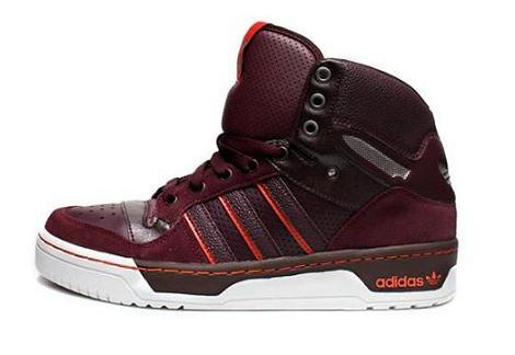 Adidas Attitude High 'Wine'