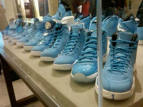 Air Jordan Legacy at the House of Hoops Harlem