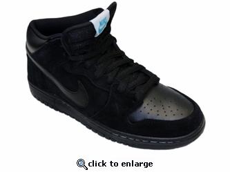 release date: 080f7 7c9df Nike SB Dunk Mid Premium Black  Aquamarine
