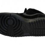 Nike SB Dunk Mid Premium Black / Aquamarine