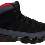 Air Jordan IX 'Charcoal' Available Now