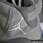 Air Jordan XI 'Cool Grey' Detailed Images