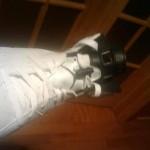 Custom 'September Blue / Sport Blue' Air Jordan VI Retro